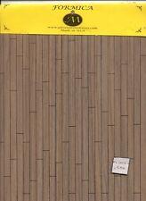 Flooring Sheet - 7971K-12 Formica - Walnut 180 sq.in.  miniature 1:12 scale USA