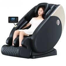 New ListingNew Design Electric Full Body Massage Chair Zero Gravity Sl Track Massager Chair