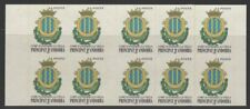 ANDORRA SGF564 2000 BOOKLET PANE MNH