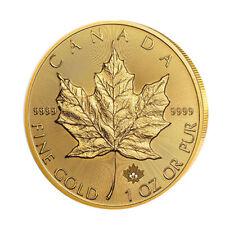 1 oz Gold Incuse Maple Leaf 2019 Kanada - Incuse Prägung - ST