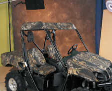 Moose Utility Mossy Oak Nylon UTV Roof Cap for 04-11 Yamaha Rhino YXR450F