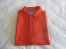 Under Armour Performance Regular Solid Men's Polo Shirt Flame S $49 NWT