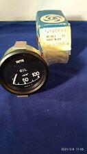 Landrover 2a Oil pressure gauge Smiths Oil Pressure Gauge (PE2300/00) NOS !