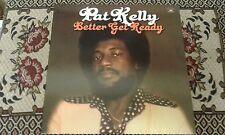 Pat Kelly , Better Get Ready , New LP Kingston Sounds KSLP063