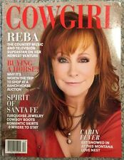 Cowgirl Reba On Her Newest Venture Cabin Fever December 2015 FREE SHIPPING!