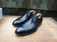 CROCKETT & JONES HAND GRADE DERBY – BLACK – UK 9 – EXCELLENT CONDITION