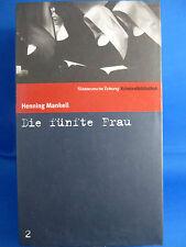 Die fünfte Frau von Henning Mankell / SZ Kriminalbibliothek Bd. 2
