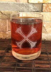 BUMBU THE ORIGINAL RUM Collectible Whiskey Glass