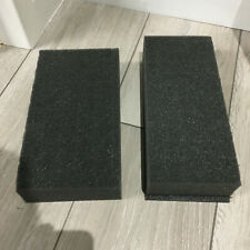 2 bits of Pick & Pluck Storage foam tray 50mm Deep for camera case figures etc