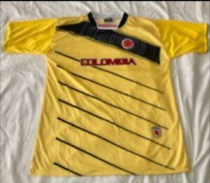 Colombia Soccer Jersey Olympics  Copa America World Cup MundialBogota fútbol D