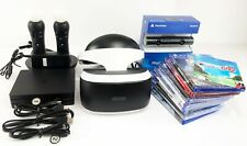 Sony PlayStation VR Virtual Reality Camera Move | PSVR MEGA GAMES NEW PS4 Bundle