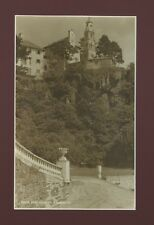 Wales Merioneth PORTMEIRION Bell Tower Unused c1930/40s? RP PPC