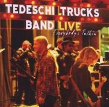 Live: Everybody's Talkin' by Tedeschi Trucks Band (CD, Jun-2012, Masterworks)