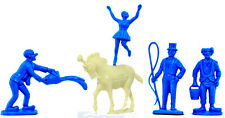 Charbens Recasts - 5-pc Circus Set - 60mm plastic