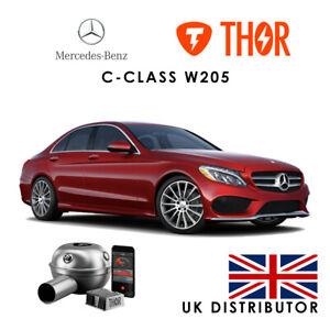 Mercedes-Benz C Class W205 THOR Electronic Exhaust, 1 Loudspeaker UK
