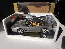 Bburago Ferrari Maranello 550 1996 schwarz Burago Cod. 3344 NEU OVP 1:18