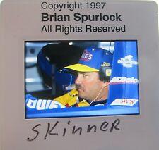 MIKE SKINNER 39 TOP 10'S 6 POLES NASCAR ORIGINAL SLIDE 3