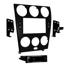 Metra 99-7524B Double And Iso Din Radio Installation Kit For 2006-2008 Mazda 6
