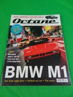 Octane BMW M1 Lamborghini Marzal Bentley Lancia Aurelia Magazine March 2018 177