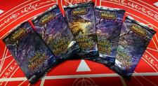 WOW TCG ITALIAN Twilight of the Dragons LOT OF 5 Sealed Booster Packs