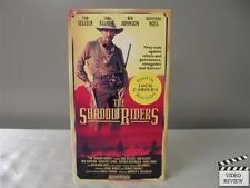 The Shadow Riders VHS Tom Selleck, Sam Elliot, Ben Johnson