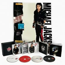 [3 CD + DVD +Poster+Sticker] Michael Jackson : Bad  25th Anniversary Edition