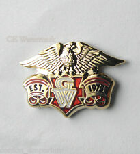 HONDA GOLD WING GOLDWING EST 1975 EMBLEM LOGO LAPEL PIN BADGE 3/4 INCH