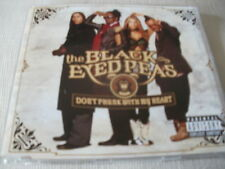 THE BLACK EYED PEAS - DON'T PHUNK WITH MY HEART - R&B CD SINGLE