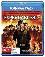 The Expendables 2 (Blu-ray, 2012, 2-Disc Set)