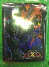 KONAMI YuGiOh Duelist Card Sleeve ZEXAL Shadow Spectra 70pcs with divider