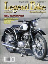 124-2003 Legend Bike KTM 175 ENDURO - KAWASAKI Z1300 - NSU 125 SUPERFOX