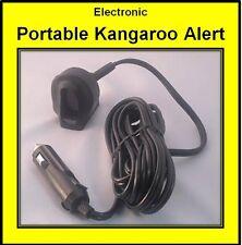 Car Kangaroo Alert / Auto Shu-Roo Roo Whistle Horn - Portable Electronic