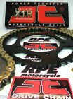 HONDA CBR600RR '03/06 JT GOLD X-Ring QUICK ACCELERATION CHAIN AND SPROCKETS KIT