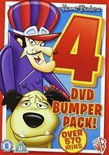 Hanna Barbera Quad 5051892094238 DVD Region 2