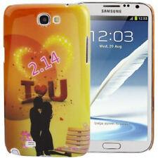 Estuche duro para Samsung n7100 galaxy note 2 día de san valentín/I Love You protectora para móvil
