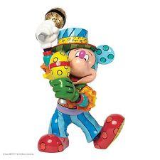 Disney by Romero Britto Samba Mickey Mouse Figurine Ornament 21.5cm 4037549 New