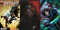 DC Comics Batman Urban Legends #2 Main + Mattina + Chew Var 4-13-21 Presale NM