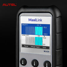 Autel ML629 OBD2 Auto Diagnostic Tool Scanner ABS SRS Transmission Better ML619