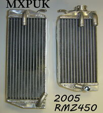 RMZ450 2005 RADIATEURS mxpuk PERFORMANCE RMZ 450 COOL MX (029)