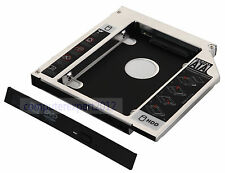 SATA 2nd HDD SSD HD Hard Drive Caddy For Acer TRAVELMATE 6293 P243-M-33124G32Ma