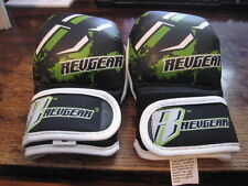 New Youth Large Revgear Mma Gloves Muay Thai Training Black Green