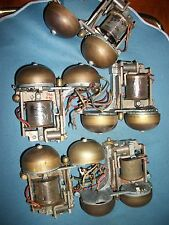 Lot of 5 Rotary Phone 4 Wire Ringer, For Parts,!!!