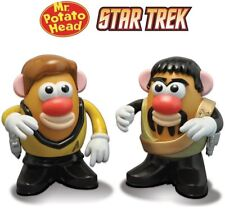 Star Trek James T. Kirk & Klingon Kor Mr. Potato Head 2 pack