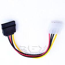 Cable Alimentacíon IDE MOLEX a SATA - SERIAL ATA Disco Duro DVD Adaptador v117