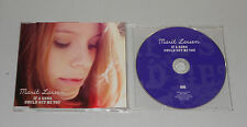 MAXI SINGLE CD lasig Larsen-if a Song could get me you 2 tracks 2009 molto bene