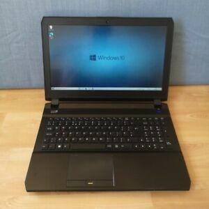 Clevo PC Specialist i7-4710HQ 16GB RAM 512GB SSD 3K 15'' screen Gaming Laptop