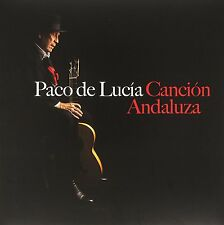 LP PACO DE LUCIA CANCION ANDALUZA VINILO 180G FLAMENCO