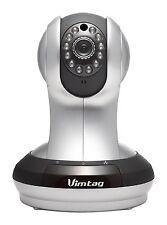 Vimtag VT-361 Super HD WiFi Video Monitoring Surveillance Security Camera Plu...