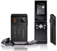 Sony Ericsson W380i Unlocked  Black WALKMAN RADIO Unlocked