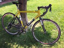 Ibis Hakkalugi Carbon-ENVE Fork-SRAM 10 Speed-Size53   Cyclocross/Gravel Bike